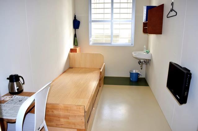 【トイレの作法】刑務所の生活は楽じゃ ...